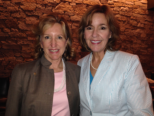 APFA is proud to support Senator Kay Hagan D-NC shown with Government Affairs Representative Julie Frederick