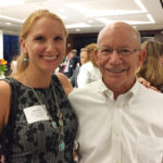 Allie Malis and Ranking Member Peter DeFazio (OR-4)
