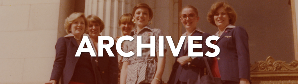 Archives Department page