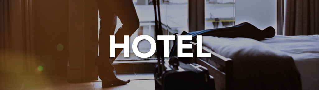 Hotel Department page